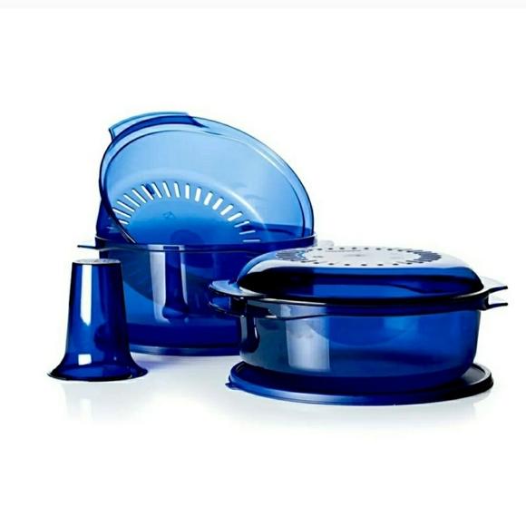 Tupperware stack cooker